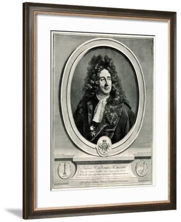 Jules Hardouin Mansart, 1884-90--Framed Giclee Print