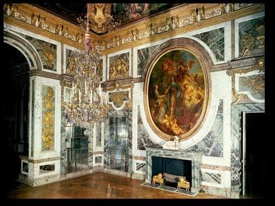 The Salon De La Paix, 1678-84