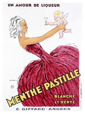 Menthe-Pastille