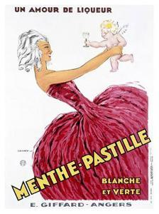 Menthe-Pastille by Jules Isnard Dransy