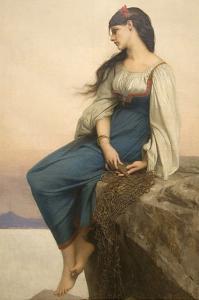Graziella by Jules Joseph Lefebvre
