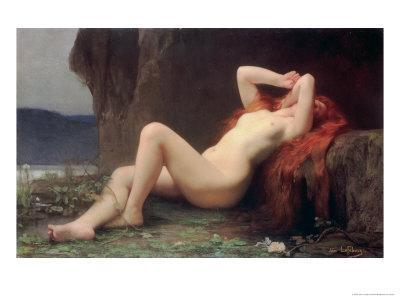 Mary Magdalene in the Cave, 1876