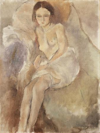 Seated Woman, C.1925-30