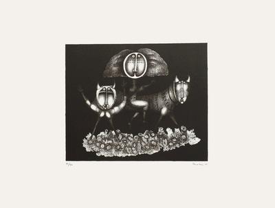 Composition Surrealiste VI