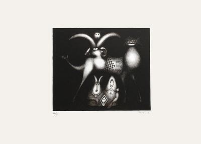 Composition Surrealiste VII