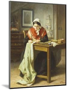 The Seamstress by Jules Trayer