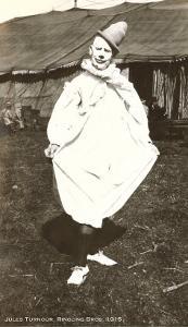 Jules Turnour, Circus Clown