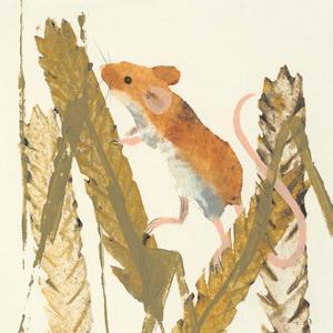 Harvest Mouse by Julia Burns