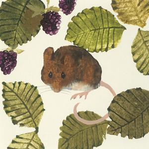 Wood Mouse by Julia Burns