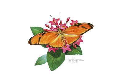 Julia Butterfly-Tim Knepp-Giclee Print