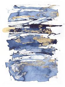 Blue Rapture I by Julia Contacessi