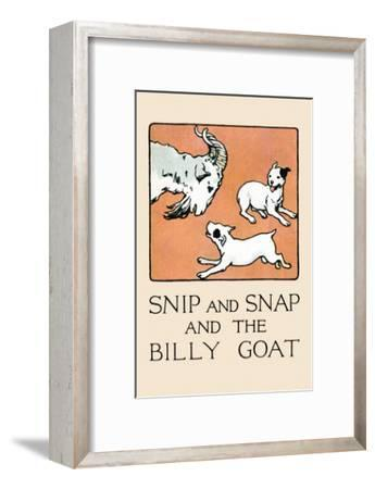 Snip And Snap And the Billy Goat