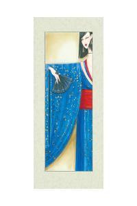 Geisha Girl II by Julia Hawkins