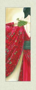 Geisha Girl  IV by Julia Hawkins