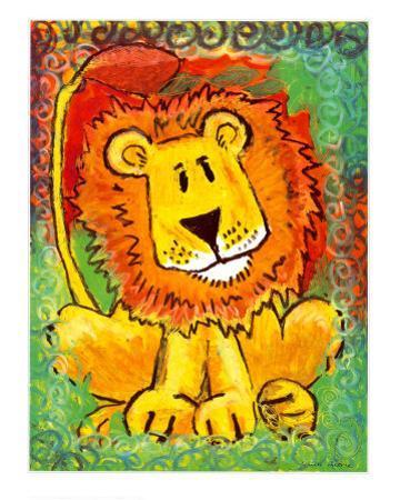Lenny the Lion by Julia Hulme