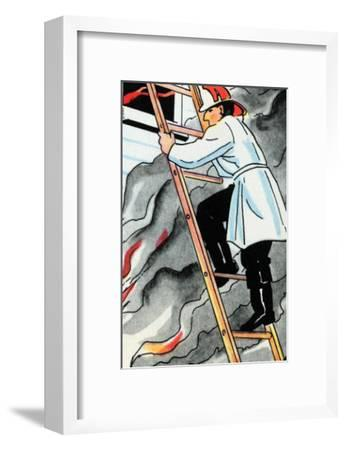 Climbing the Ladder In Harms Way