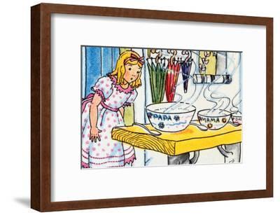 Goldilocks And the Poridge Bowls