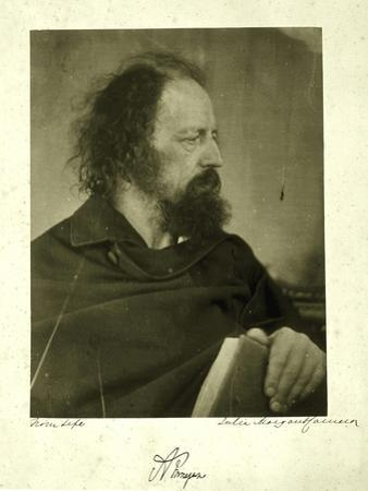 Alfred Tennyson, the Dirty Monk, 1865