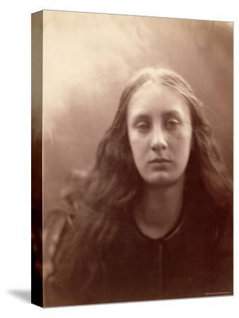Christabel, Portrait of May Prinsep, c.1867