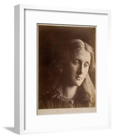 La Santa Julia, Portrait of Julia Prinsep Jackson, 1867