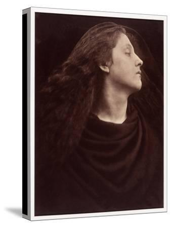 Portrait of Mary Hillier, C.1865/75