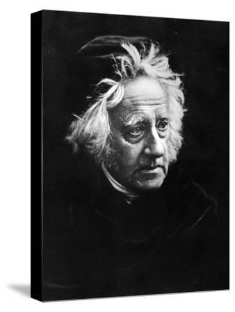 Sir John Frederick William Herschel, 1867
