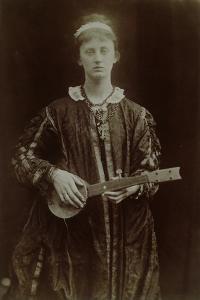 The Princess by Julia Margaret Cameron