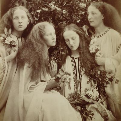 The Rose Bud Garden of Girls