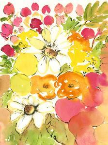 Flower Array III by Julia Minasian
