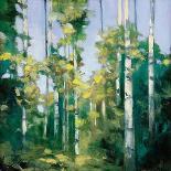 Winter Woods III-Julia Purinton-Art Print