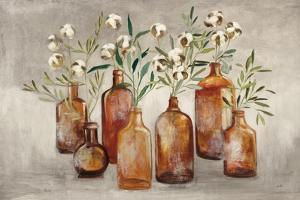 Cotton Still Life I Gray by Julia Purinton