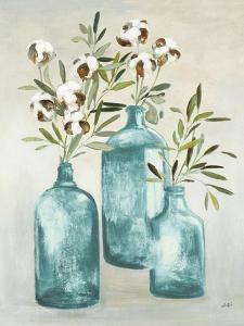 Cotton Still Life III Blue by Julia Purinton