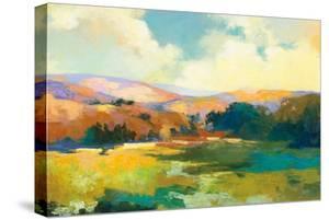 Daybreak Valley Crop by Julia Purinton