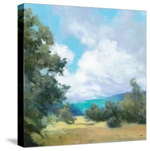Hedgerow I by Julia Purinton