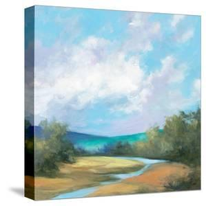Hedgerow II by Julia Purinton