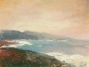 Lands End Crop by Julia Purinton