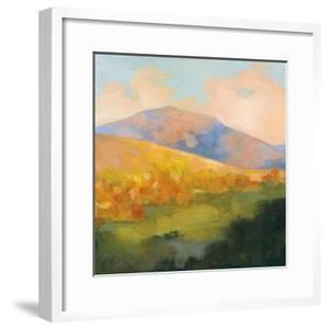 Mountain Morning by Julia Purinton