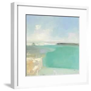 Summer Coastline by Julia Purinton