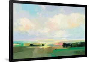 Summer Sky I by Julia Purinton