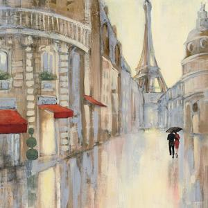 Touring Paris Couple III by Julia Purinton
