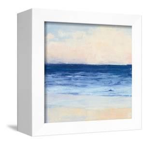 True Blue Ocean I by Julia Purinton