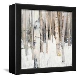Warm Winter Light I by Julia Purinton