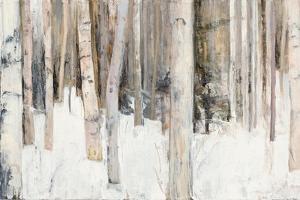 Warm Winter Light III by Julia Purinton