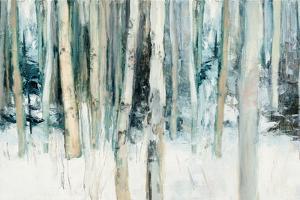 Winter Woods III by Julia Purinton