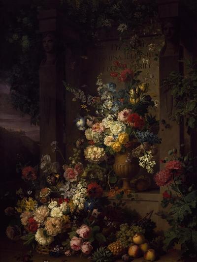 Julia's Tomb, 1804-Jan Frans van Dael-Giclee Print