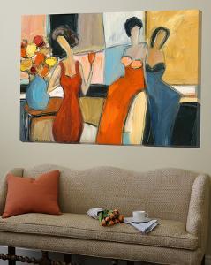 Three Women by Julia Shaternik