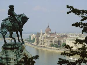 Budapest, Hungary by Julia Thorne