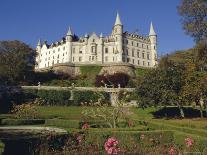 Dunrobin Castle and Grounds, Near Golspie, Scotland, UK, Europe-Julia Thorne-Photographic Print