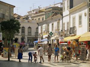 Lagos, Algarve, Portugal by Julia Thorne