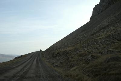 Route 612, Patreksfjšrdur, Westfjords, West Iceland